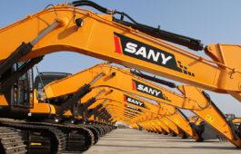 sany-cranes